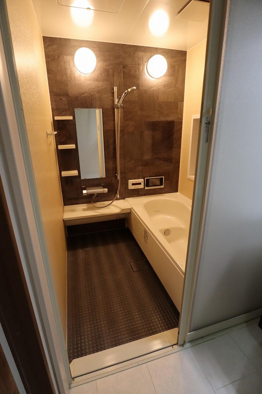 浴室(TV有り)(風呂)